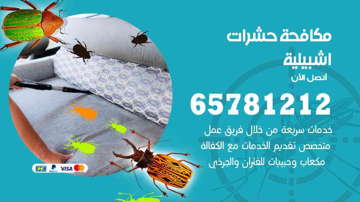 شركات مكافحة حشرات اشبيلية