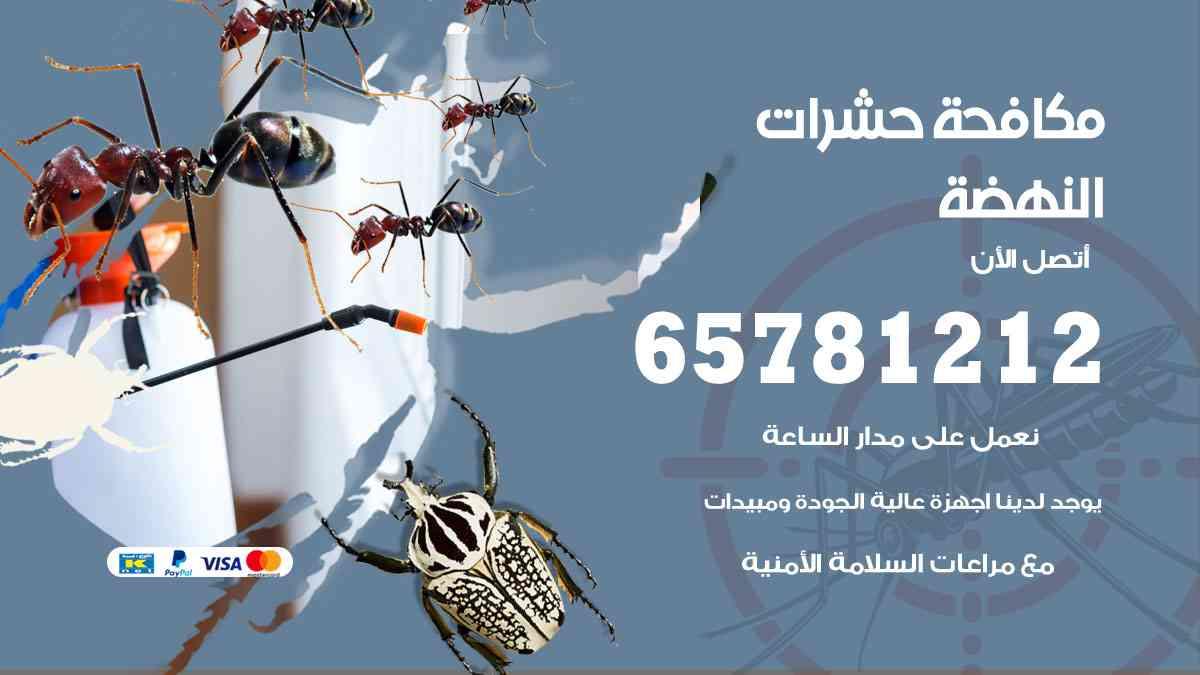 شركات مكافحة حشرات النهضة