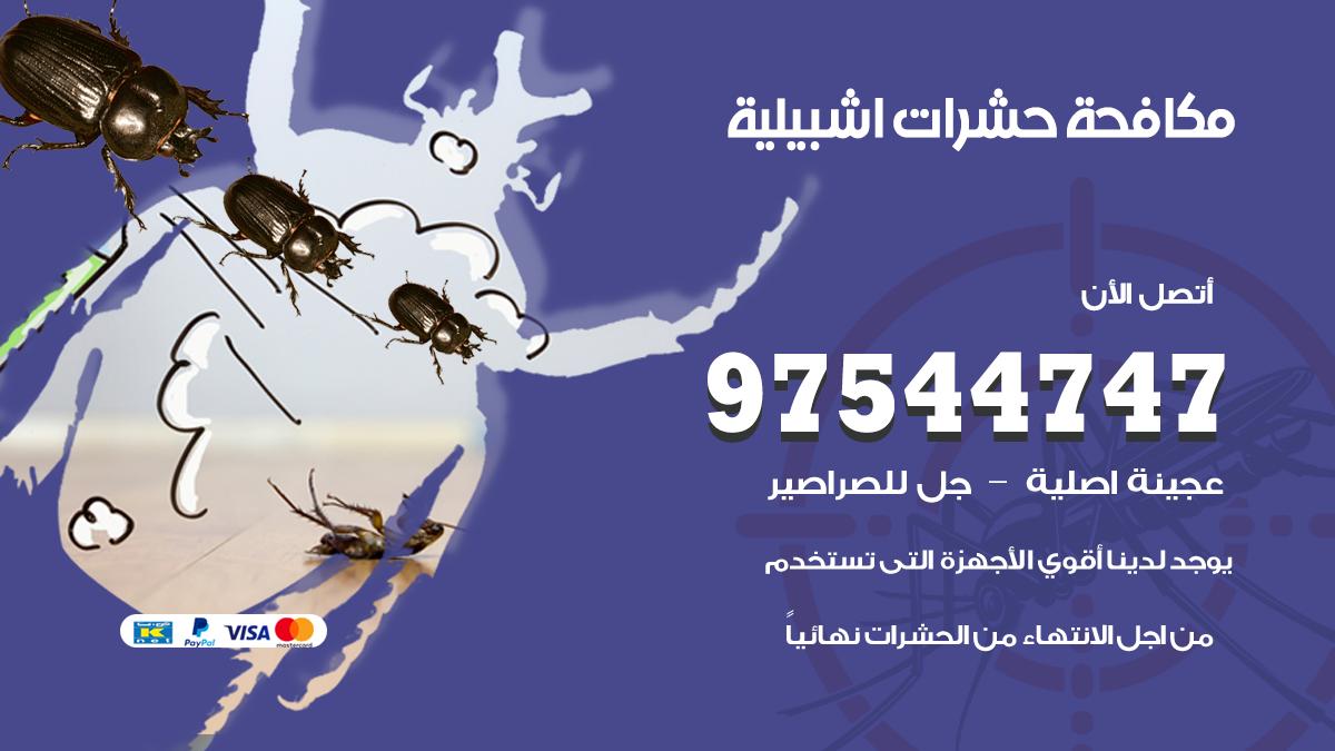 مكافحة حشرات وقوارض اشبيلية